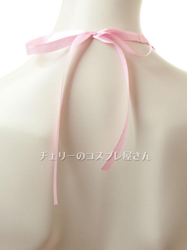 セクシー下着の通販商品:するりと脱げる!ピンクのベビードール・イメージ写真16