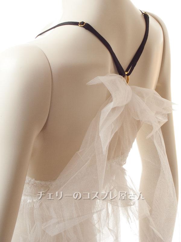 セクシー下着の通販商品:レイヤー・オーガンジー・ベビードール・イメージ写真13