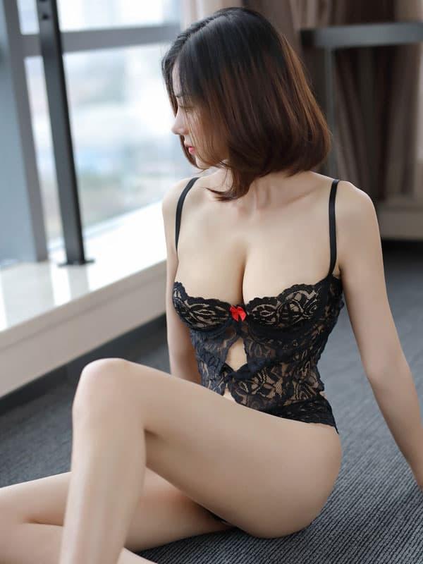 セクシー下着の通販商品:ワイヤー入・セクシーテディ・イメージ写真3