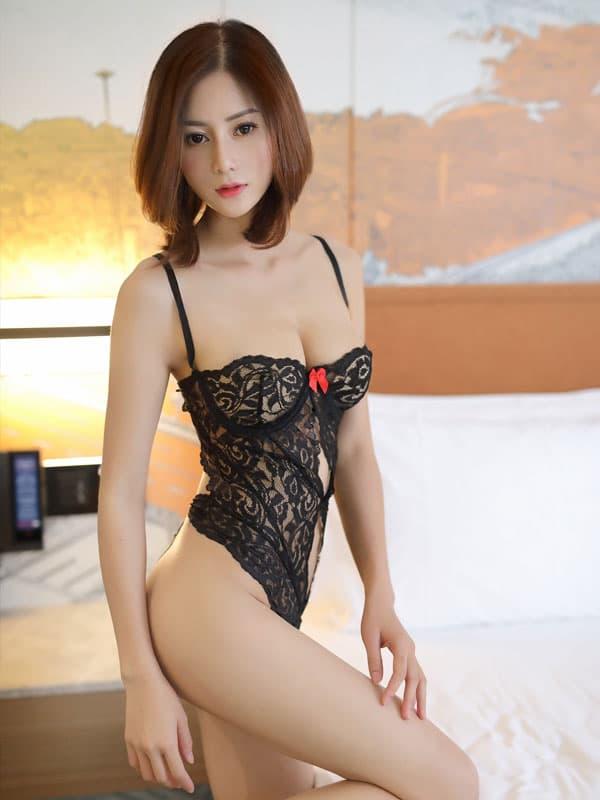 セクシー下着の通販商品:ワイヤー入・セクシーテディ・イメージ写真5